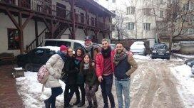 Intercambio Juvenil en Macedonia. Marzo de 2015.