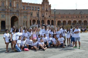 Intercambio Juvenil en Huelva. Octubre 2017.