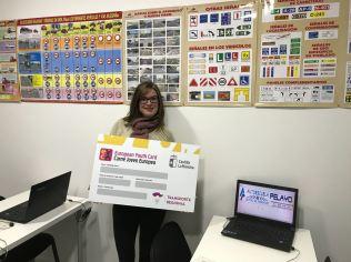 Autoescuela Pelayo. Adhesión de empresas al descuento a jóvenes con carné joven europeo. Diciembre de 2017.