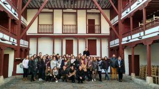 Proyecto Erasmus+ Juventud. Diálogo Estructurado. Step by step. 15-21 de enero. Bolaños