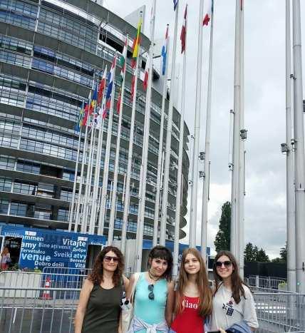 European Youth Event. 1 y 2 de junio de 2018