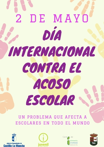 CARTEL DIA INTERNACIONAL CONTRA EL ACOSO ESCOLAR