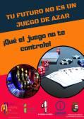 CARTEL JUEGO DE AZAR