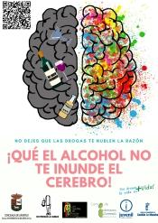 Cartel no al alcohol jpg