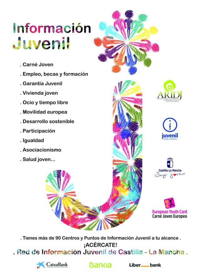 Dia Europeo de la Informacion Juvenil 2019 - A5 a