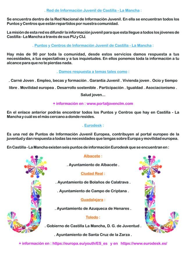 Dia Europeo de la Informacion Juvenil 2019 - A5 b